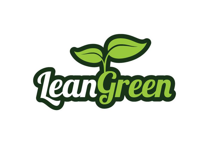 Lean Green Logo | Patrick Iverson