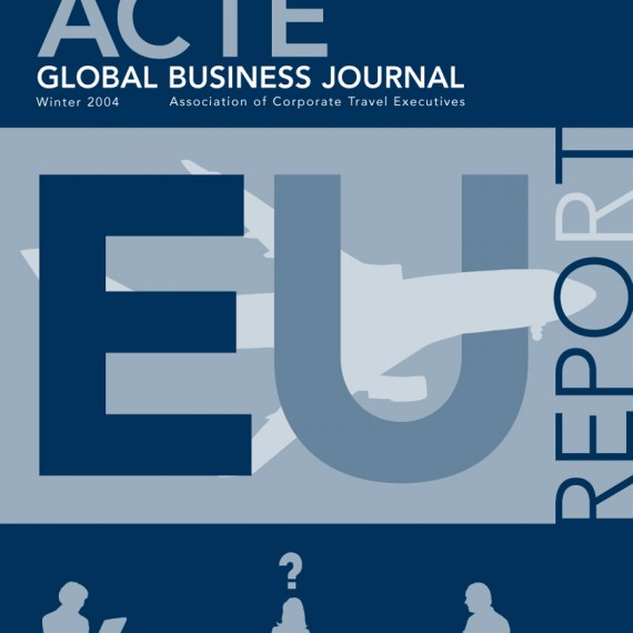 ACTE Global Business Journal Cover